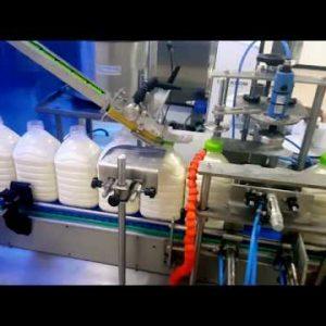 pet şişe çiğ süt dolum makinası tetripak makine 2