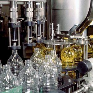 pet şişe zeytinyağı dolum makinası tetripak makine