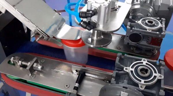 Kavanoz Sterilizasyon Tüneli Tetripak Makine