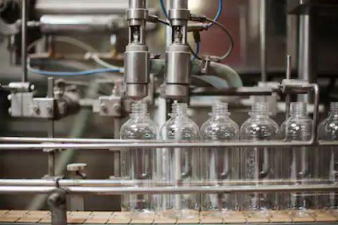Dezenfektan dolum makinası Tetripak Makine Ltd. Şti. (1)