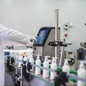 Hand Sanitizer Filling Machine Tetripak Machine
