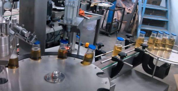 Glass Bottle Buttermilk Filling Machine Tetripak Machine Cup Filling Machine (1)